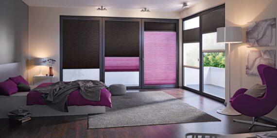Bacovloeren voor al uw raamdecoratie en binnenzonwering