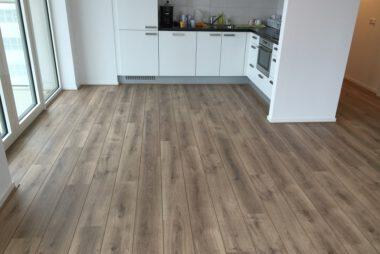 Bacovloeren project laminaat vloer landhuisstijl