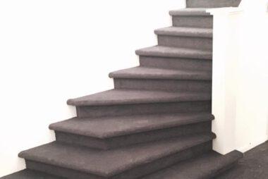 Bacovloeren speciale traprenovatie tapijt
