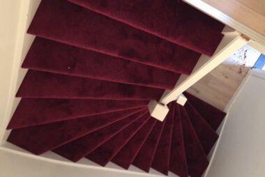 Bacovloeren traprenovatie tapijt 3