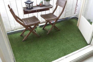 Bacovloeren buiten tapijt weerbestendig