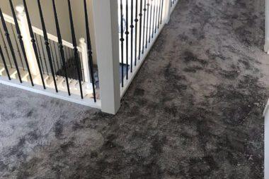 Bacovloeren tapijt overloop