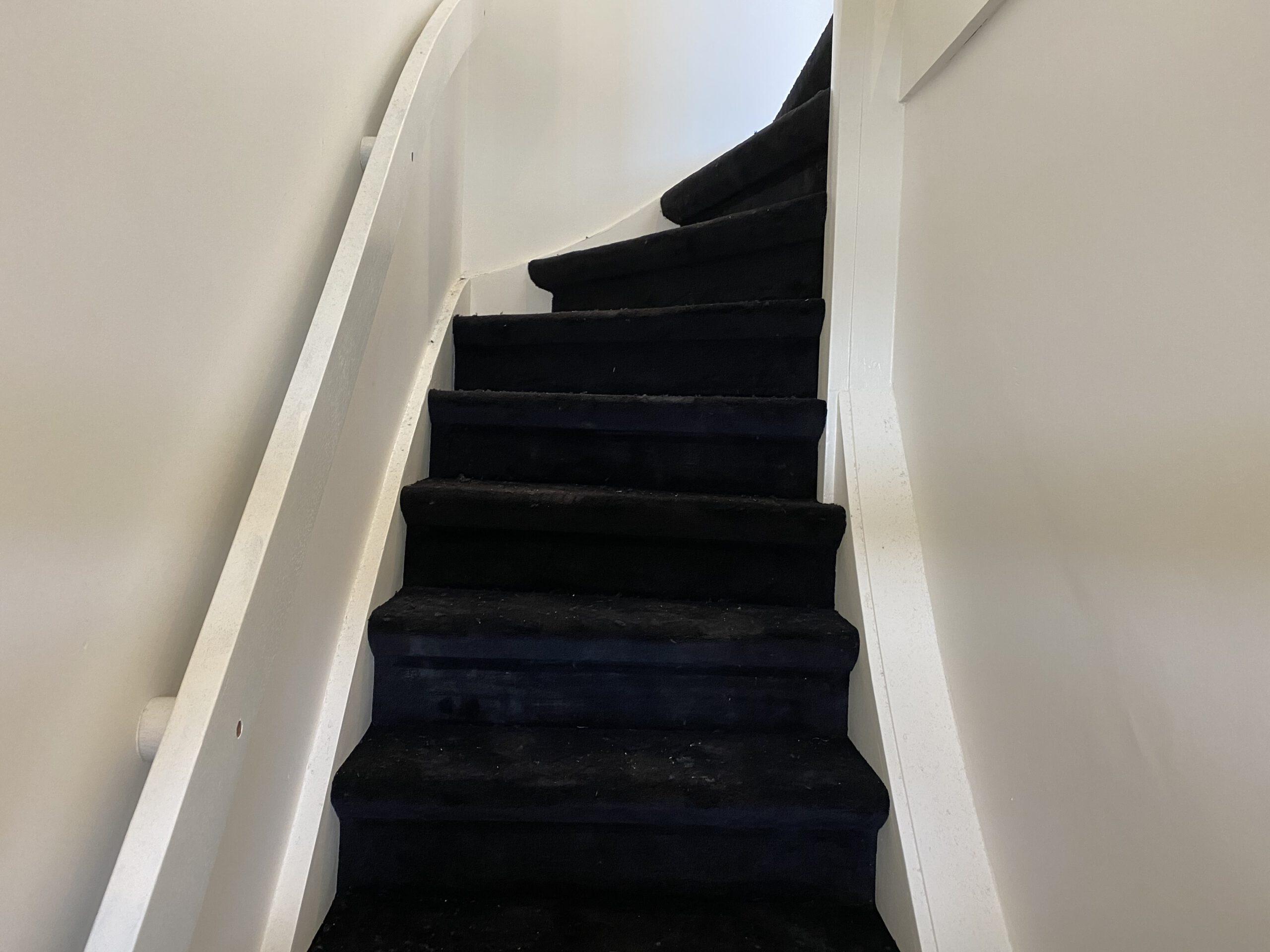 Bacovloeren trap en hal renovatie 3