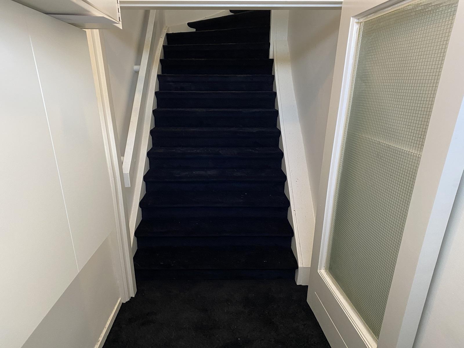 Bacovloeren trap en hal renovatie 4